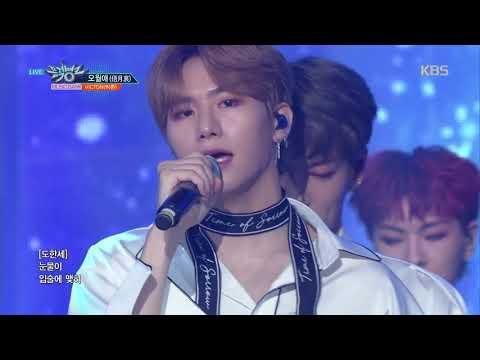뮤직뱅크 Music Bank - 오월애(俉月哀) - VICTON(빅톤) (TIME OF SORROW - VICTON).20180608