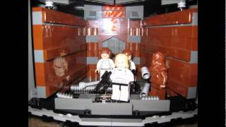 Lego Star Wars - Escape from the Trash Compactor