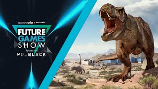 Jurassic World Evolution 2 - First Look Species Field Guide - Future Games Show E3 2021