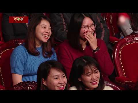 Khán giả cười không ngớt khi Vượng Râu, Công Lý