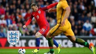 Official - England 2-1 Australia (2016 Friendly) | Goals & Highlights