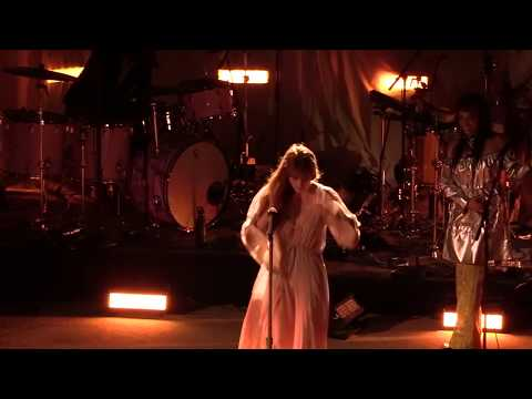 Florence + The Machine - Jenny Of Oldstones from Game of Thrones (Live At Form Festival)