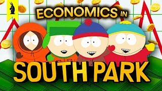 What South Park Teaches Us About Economics – Wisecrack Edition