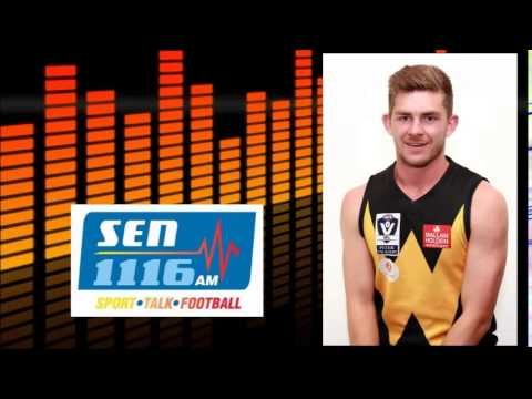 Billy Iles SEN - VFL In Focus