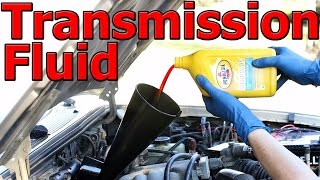 How to Change Automatic Transmission Fluid and Filter (COMPLETE Guide)