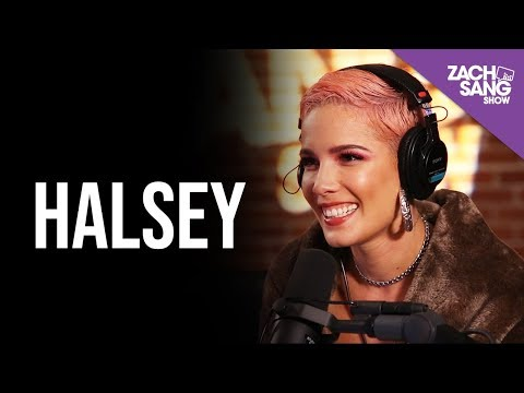 Halsey Talks Without Me, Justin Timberlake & G-Eazy