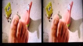 The SpongeBob Movie   Sponge Out of Water 3d Trailer in 3d