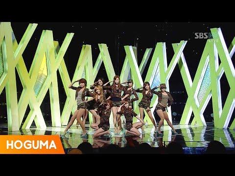소녀시대 (SNSD) - 소원을 말해봐 (Genie) 교차편집 (stage mix)