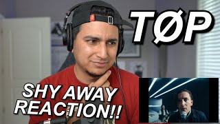 "SO MUCH CRYPTICNESS ALREADY!! TWENTY ONE PILOTS ""SHY AWAY"" FIRST REACTION"