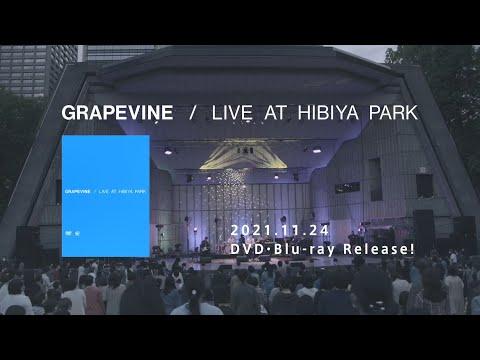 GRAPEVINE - LIVE AT HIBIYA PARK(Official Trailer)