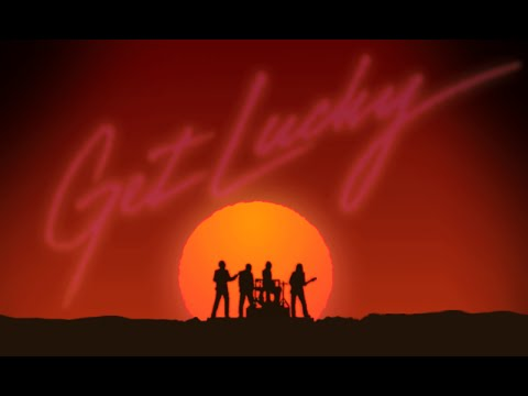 Baixar Daft Punk - Get Lucky (Daft Punk Remix) [feat. Pharrell Williams] DaftSep Official Music Video