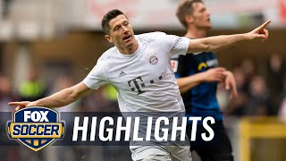 SC Paderborn vs. Bayern Munich | 2019 Bundesliga Highlights