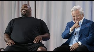 Robert Kraft blames himself for Vince Wilfork coming into camp overweight one season