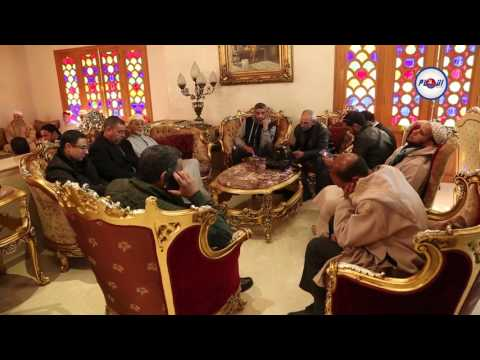 أجواء حزن داخل منزل البرلماني الراحل مرداس