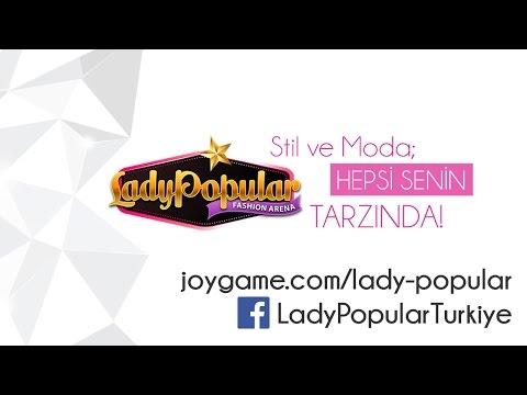 Lady Popular Türkiye 24.07.2015 Yayını