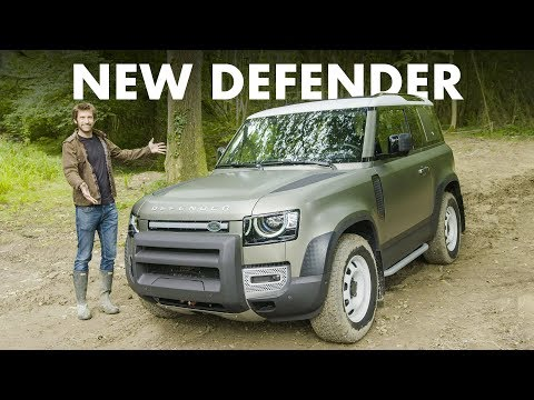 NEW Land Rover Defender: In-Depth First Look | Carfection 4K
