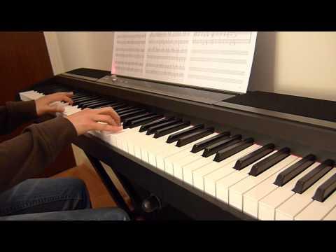 Mayday五月天/Flumpool【OAOA (現在就是永遠/丟掉名字性別)】鋼琴版 piano by CHM