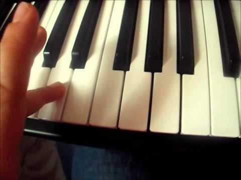 EJERCICIO DE PIANO PARA INDEPENDIZAR MANO DERECHA E IZQUIERDA