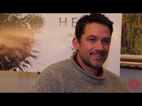 Billy Campbell talks 'Helix' - YouTube