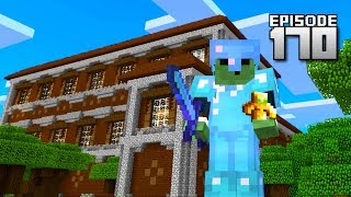 Let's Play Minecraft PE - Ep.170 : Woodland Mansion Adventure!/1.1 Update