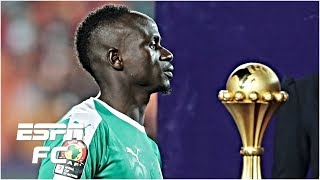 Sadio Mane & Senegal 'tried to do too much' in AFCON final vs. Algeria - Steve Nicol | 2019 AFCON