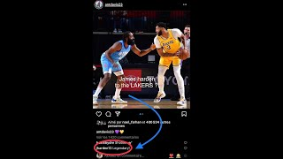 James Harden wants «Officially» out of Houston must watch !?
