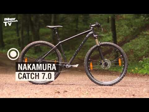 Nakamura Catch 7.0 - Intersport bestbuy napredni hardail XC bicikl