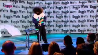 Reggie Watts on Russell Howard's Good News