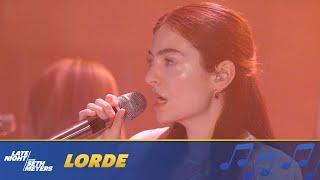 Lorde: Stoned at the Nail Salon