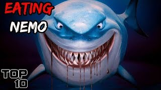 Top 10 Scary Finding Nemo Theories | Disney Theories