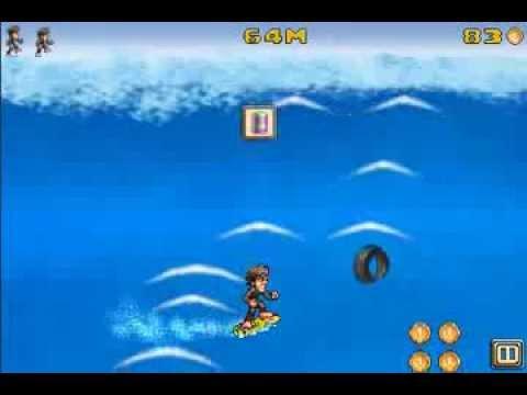 Surfing Tsunami 2