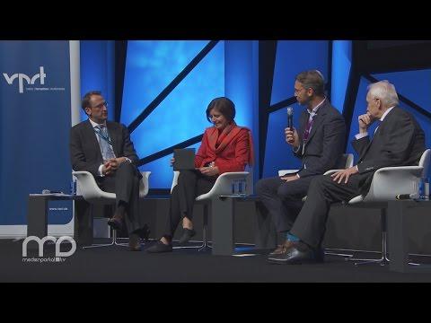 Diskussion: Die TV-Agenda - Die nächsten 30 Jahre