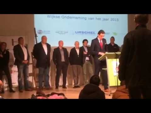 Wijkse entrepreneur of the year 2015