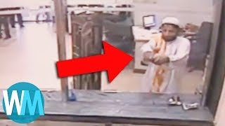 Top 10 Robbery FAILS Caught on Camera