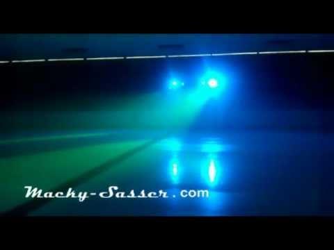 Macky-Sasser DJ Ice Rink Set up