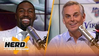 Dak played well enough to beat Vikings, talks Packers win vs Panthers — Jennings | NFL | THE HERD