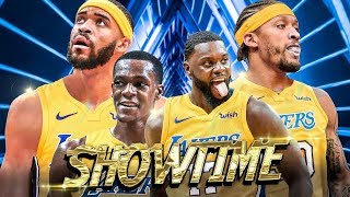 The New Lakers - Showtime is Back! Lance, Rondo, Beasley, McGee - 2018 Highlights