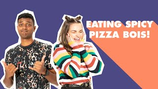Strange Pizza Toppings | The Dare Lab