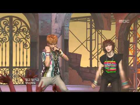 SHINee - Juliette, 샤이니 - 줄리엣, Music Core 20090620