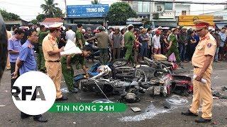 Tin nóng 24h   159 người thương vong trong 4 ngày nghỉ lễ