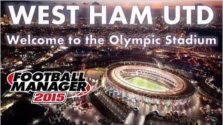 Let's Play FM15! West Ham Utd - Episode 21 QF Europa League vs Napoli