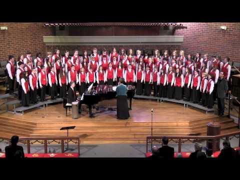 Nashville Children's Choir sings the
