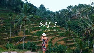 Bali, Indonesia  -  An Epic Cinematic Travel Video | DJI Spark, GoPro Hero 6