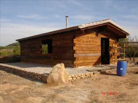 Casa de madera youtube - Casas rurales de madera ...