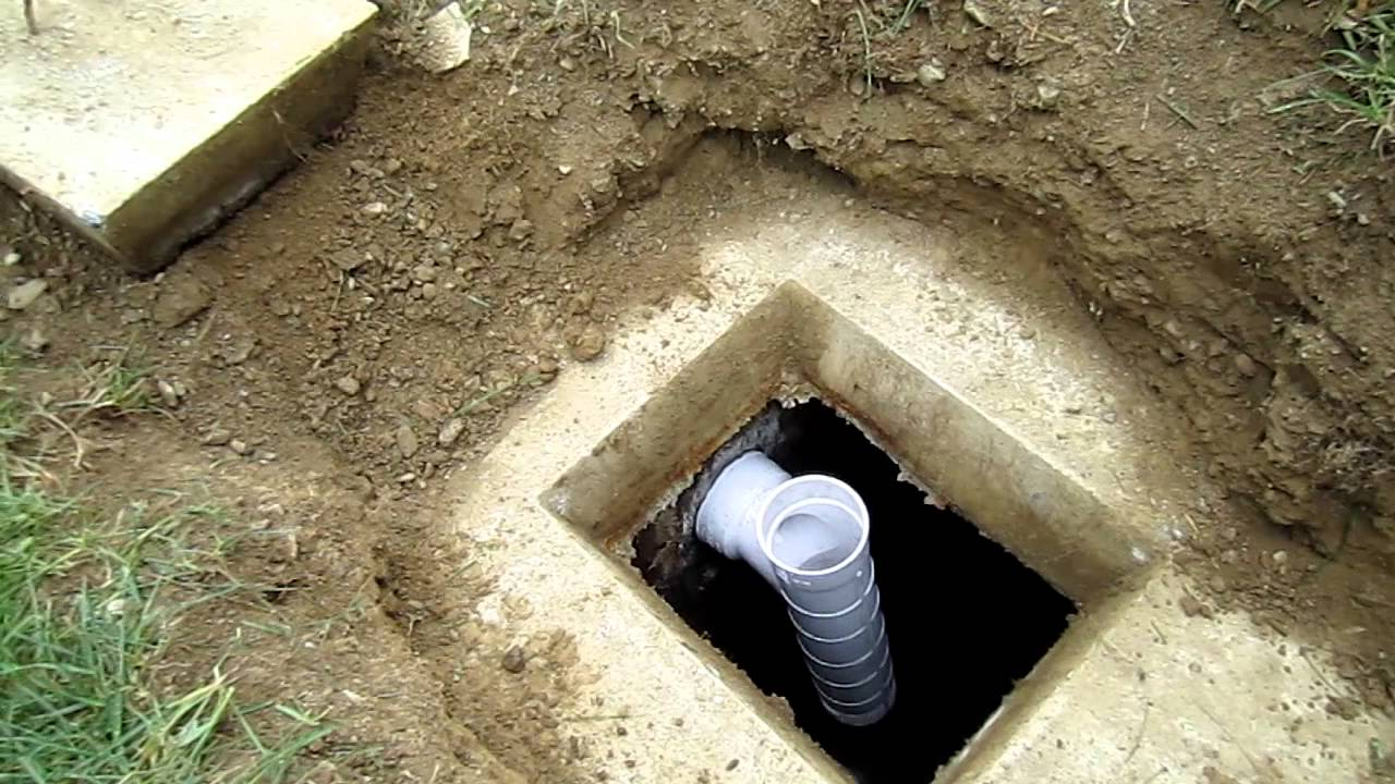 Easily Inspect And Replace Your Septic Tank Output Baffle