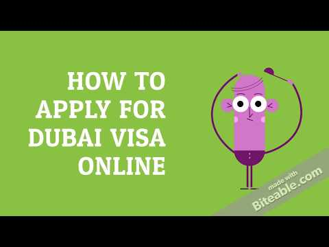 Dubai Visa Online - DVC