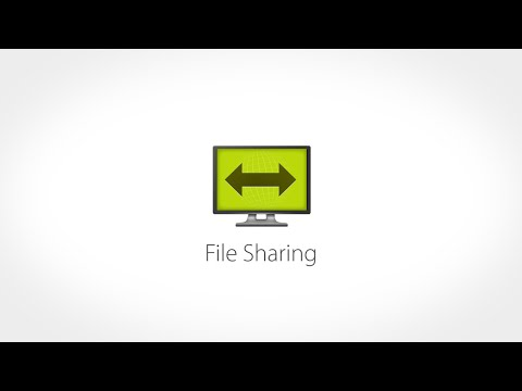 File Sharing - ISL Remote Access