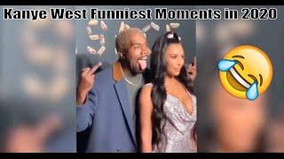 Kanye West Funny Moments 2020 ( Best Compilation )