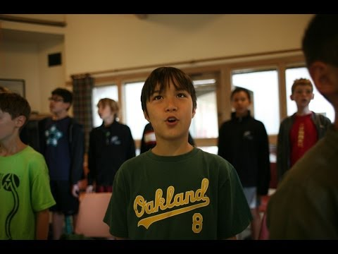 Pacific Boychoir Summer Camp - The Good Life