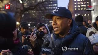 Music producer Russell Simmons accused of sex assault